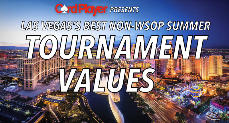 Best weekday poker tournaments in las vegas