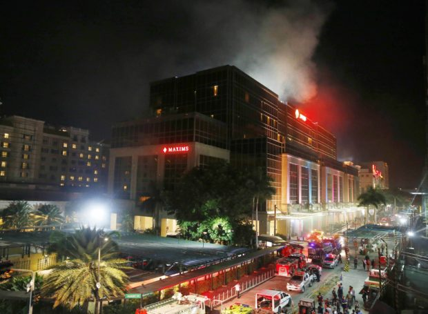 Philippines: Deadly raid on casino 'was not terrorism,' say coppers
