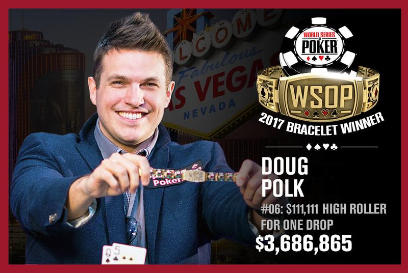 One drop poker 2018 winner