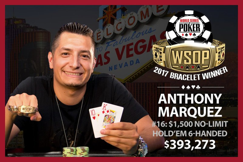 World series of poker registration 2017 what is the chance of losing 8 times in roulette