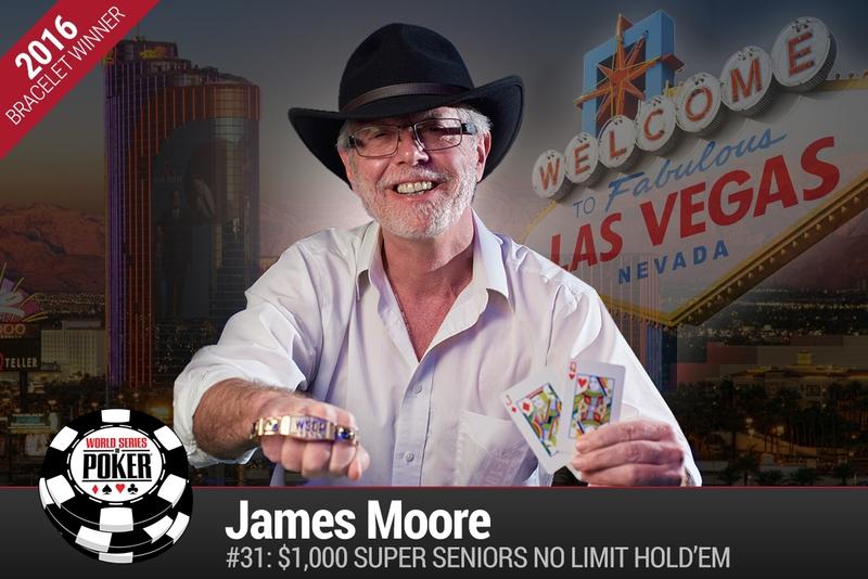 James Moore In 2016