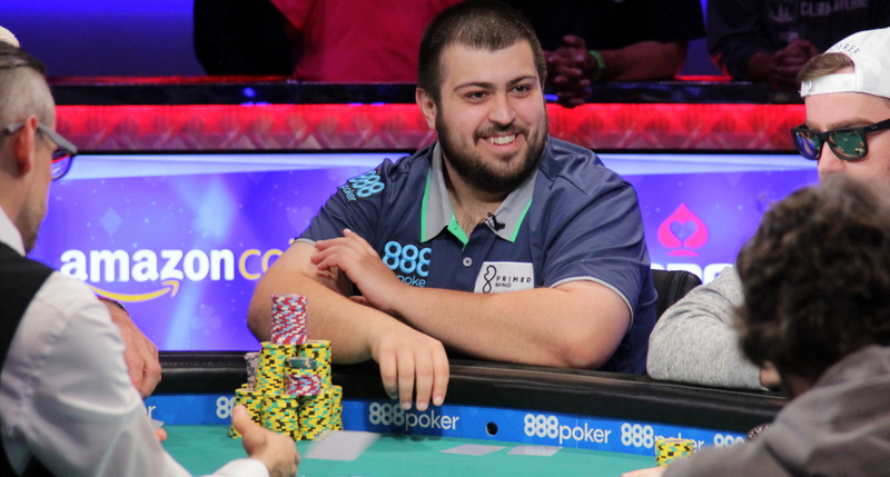 Main Event Final Table Gets Started Thursday