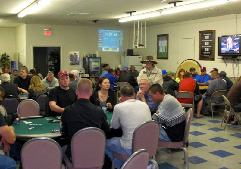 Arizona Police Shut Down Alleged Illegal Poker Room