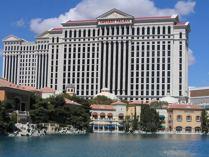 (CZR) Shares Trading up at $12.55 Caesars Entertainment, Caesars…
