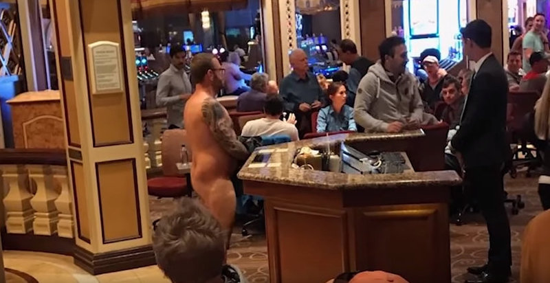 Naked Casino Games