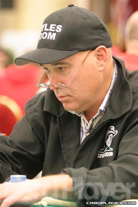 Wpt Jason Dewitt Leads L A Poker Classic Main Event