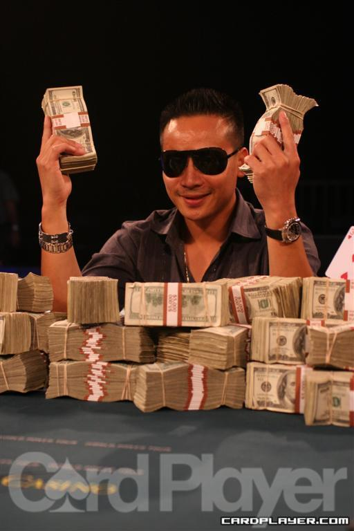 John Phan Wins 2008 WPT Legends of Poker