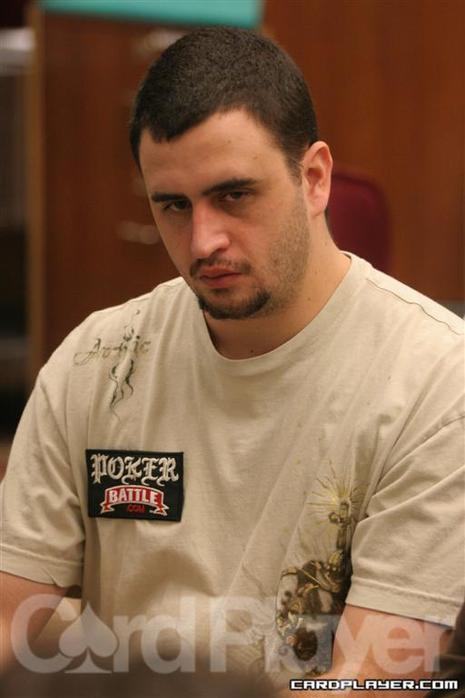 Robert Mizrachi finished as runner-up in the 2009 Aruba Poker Classic