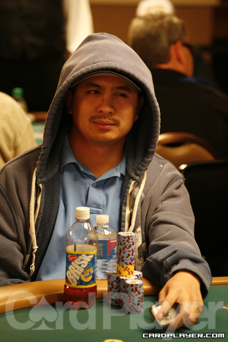 J.C. Tran has been a force at the WSOP in the modern era.