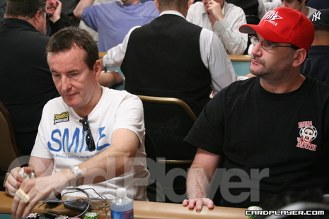 David Ulliott and Mike Matusow