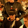 Dave Ulliott Gives Phil Hellmuth a Massage