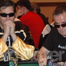 Phil Hellmuth and David Ulliott