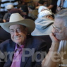 Doyle Brunson and TJ Coutier