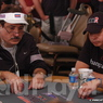 Johnny Chan and Humberto Brenes