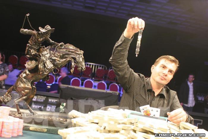 Cornel Cimpan Wins the 2009 WPT L.A. Poker Classic
