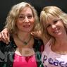 Allyn Jaffrey-Shulman and Cyndy Violette