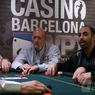 Steve Zolotow and Barry Greenstein on Day 1 of the WPT Spanish Championship