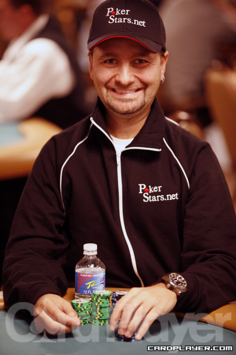Daniel Negreanu will be in attendance.