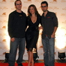 Phil Laak, Jennifer Tilly and Antonio Esfandiari