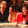 Anna Wroblewski and Antonio Esfandiari Share a Laugh
