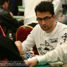 Antonio Esfandiari on Day 2 of the WPT L.A. Poker Classic