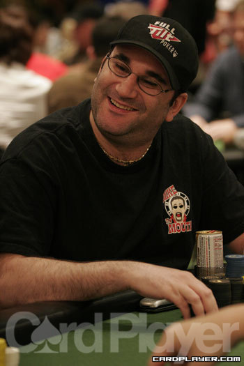 Matusow was a happy camper on High Stakes Poker.