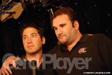 Rich Belsky and Mike Matusow