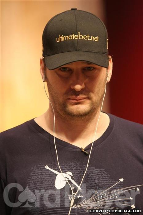 Phil Hellmuth will be Jeff Shulman's poker coach for the final table.