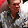 Ted Lawson on Day 1b of the 2007 Foxwoods World Poker Finals