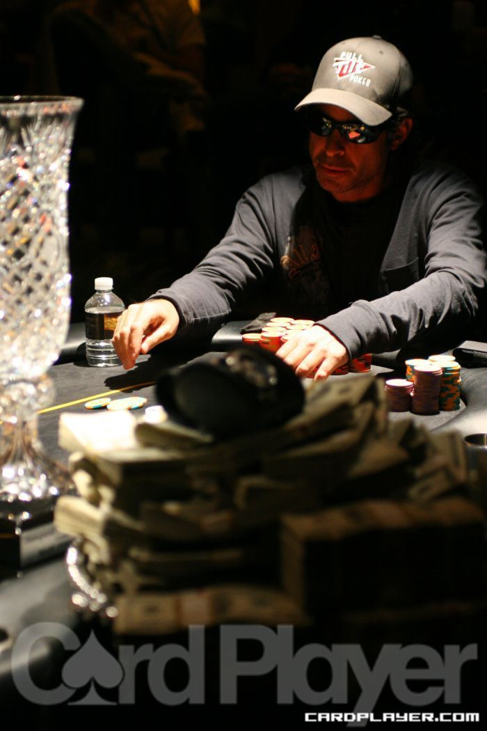 David Singer at the 2007 Caesars Palace Classic Final Table