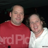 Gavin Smith and His Former Boss When He Had a Job
