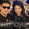 Johnny Chan and Liz Lieu