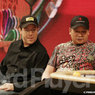 Jaime Gold and Johnny Chan