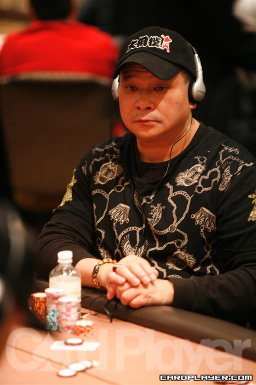 Nick woodward poker