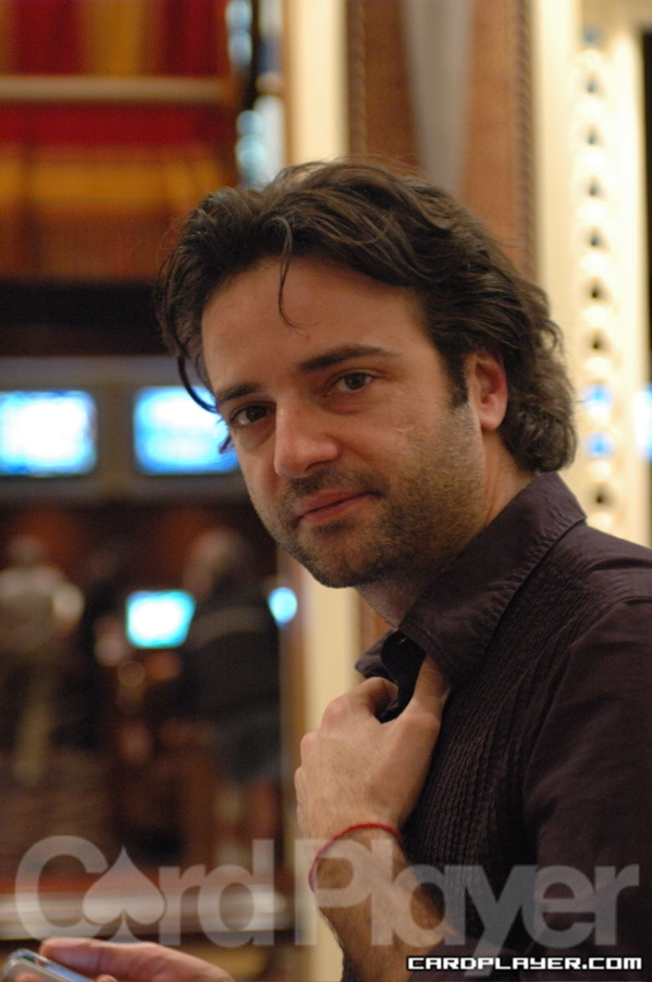 Fabrice Soulier Live Updates - Poker Player