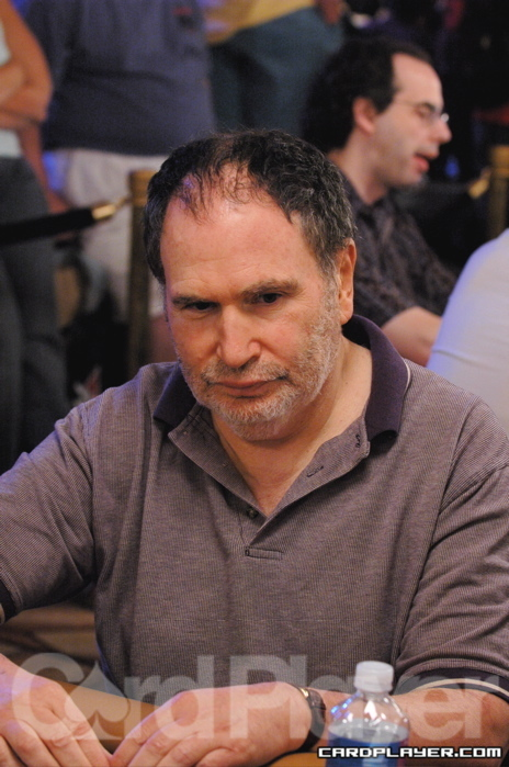 Gabe Kaplan delivered more than a few dry one-liners in this week's episode of High Stakes Poker.