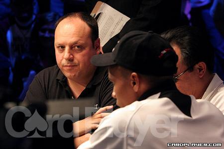 Phil Ivey and Jeff Lisandro