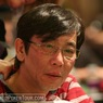 Chau Giang on Day 1 of the WPT Reno World Poker Challenge