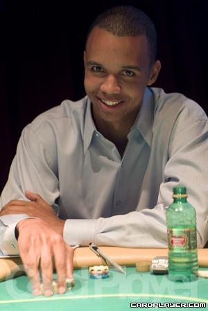 Phil Ivey was the big winner in the season premiere of High Stakes Poker.