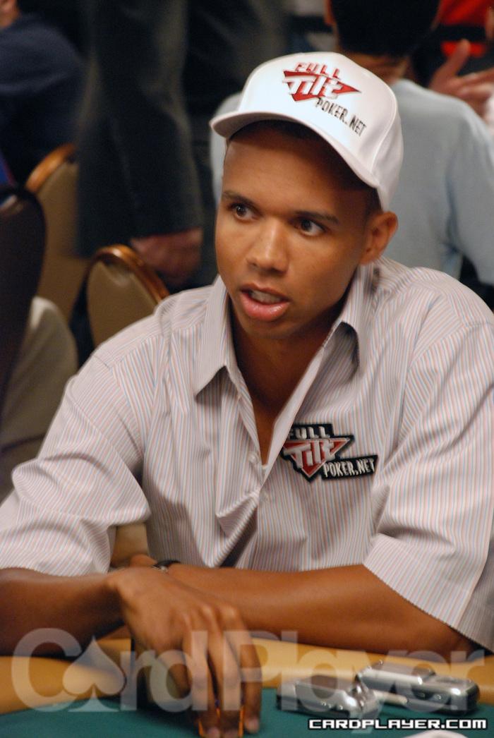 Ivey poker members