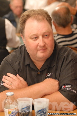 Greg Raymer is outraged by the recent poker indictment.