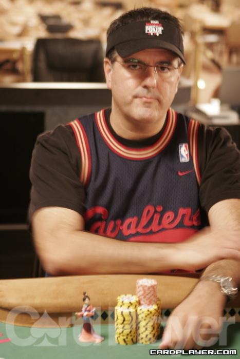 James poker player