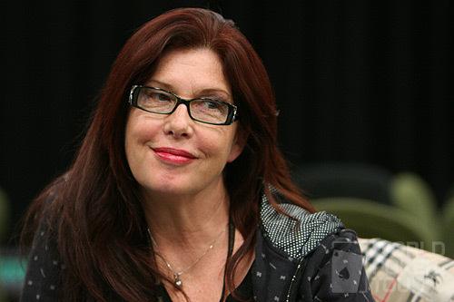 Melissa Hayden poker