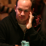 John Monnette on Day 5 of the WPT Doyle Brunson Five Diamond World Poker Classic