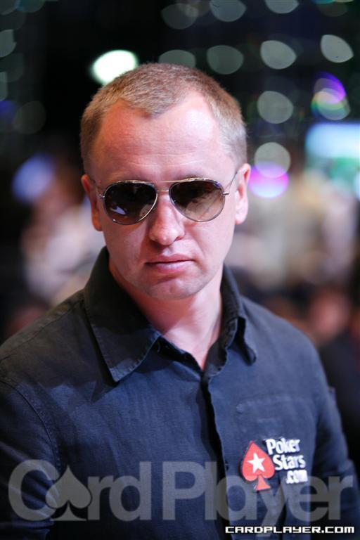 Team PokerStars Pro Alex Kravchenko