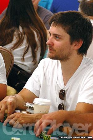 Tobey Maguire to Pay $80,000 in Poker Lawsuit