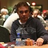 Raj Patel on Day 2 of the WPT Foxwoods Poker Classic