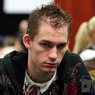 Justin Bonomo on Day 1b of the WPT North American Poker Championship at the Fallsview Casino