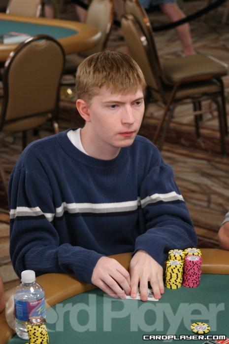 Josh Tieman in 2006