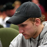 Jason Somerville on Day 1b of the WPT North American Poker Championship at the Fallsview Casino